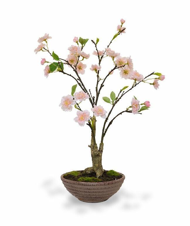 Artificial bonsai Cherry 55 cm