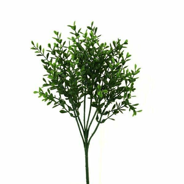 Artificial branch Buxus 30 cm
