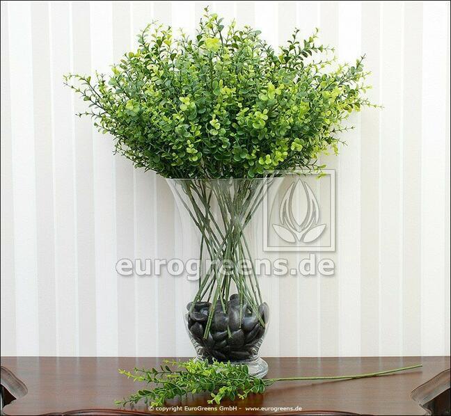 Artificial branch Buxus 60 cm