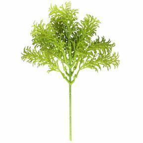 Artificial branch Fern 16 cm