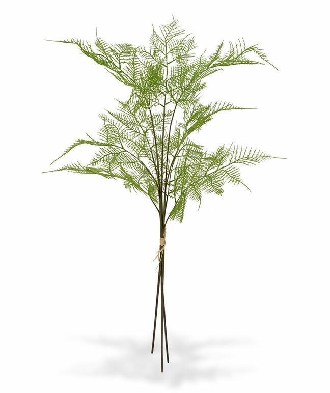 Artificial branch Fern 85 cm (Set of 3)