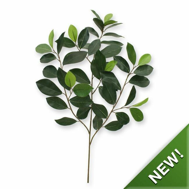 Artificial branch Fikus 70 cm