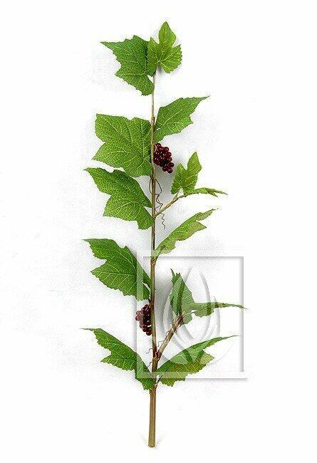 Artificial branch Grapevine 80 cm