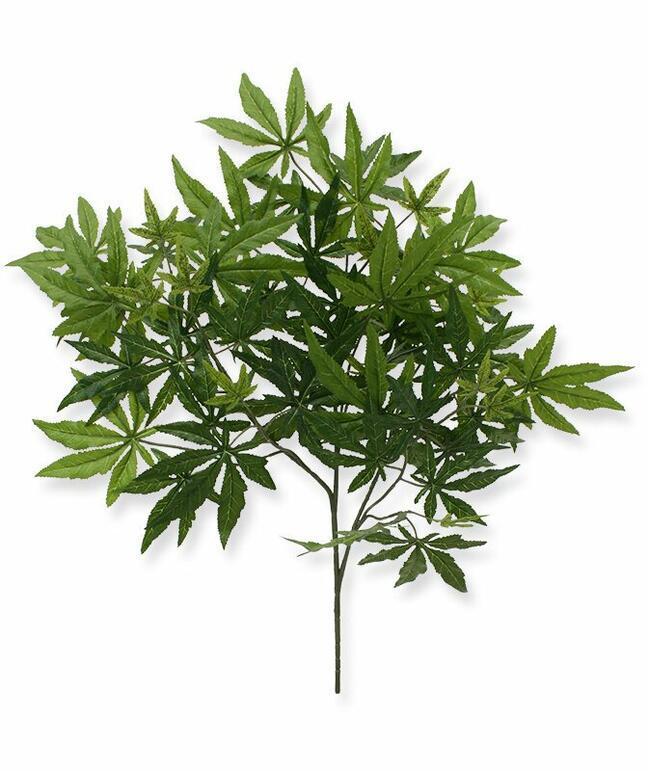 Artificial branch Maple 65 cm
