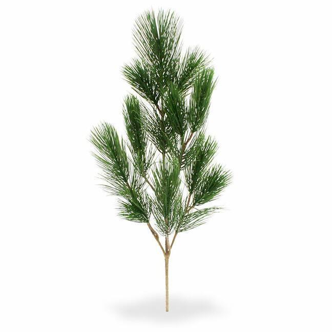 Artificial branch Pine 65 cm