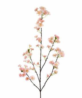Artificial branch Pink cherry 125 cm