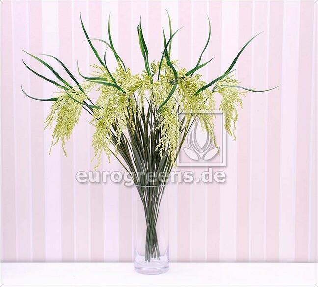 Artificial branch Rice sown 75 cm