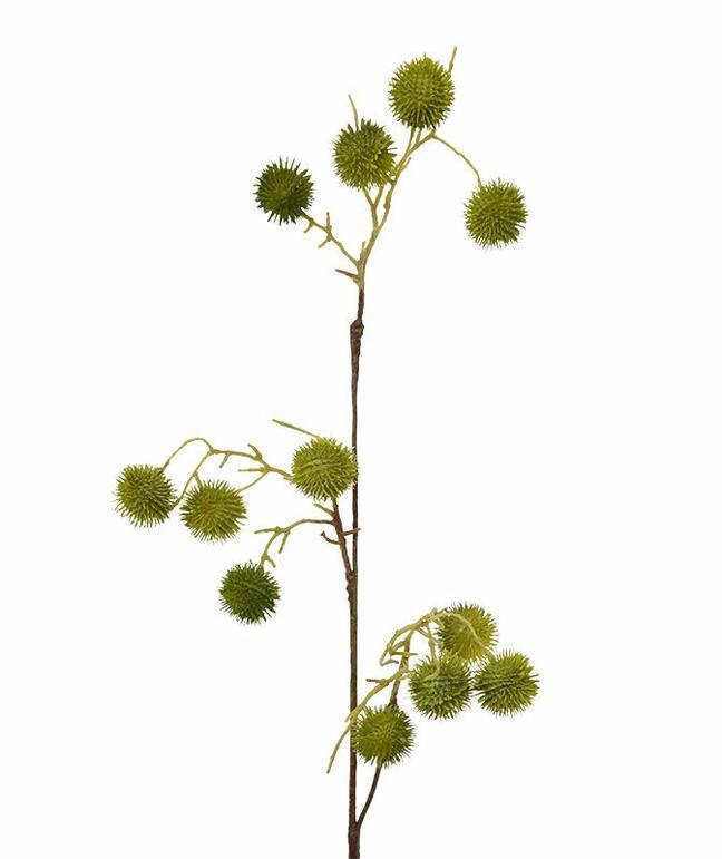 Artificial branch Thistle 85 cm