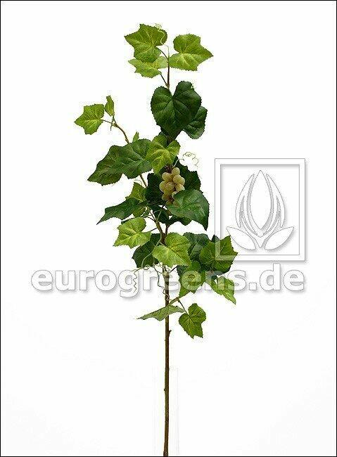 Artificial branch Vine with fruits 95 cm