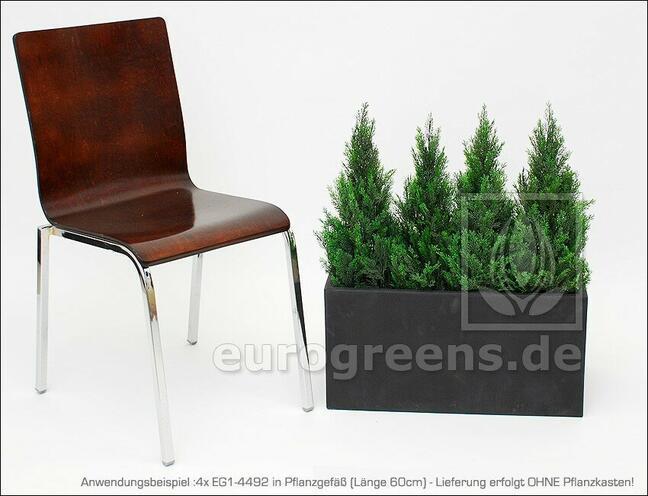 Artificial cypress tree 65 cm