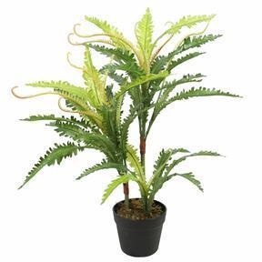 Artificial fern plant 70 cm