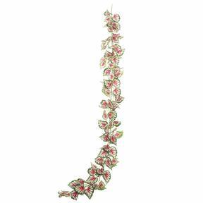 Artificial garland Begonia 190 cm