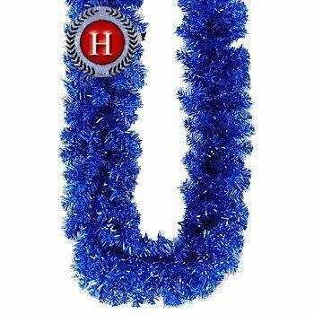 Artificial garland Glittering fir 300 cm