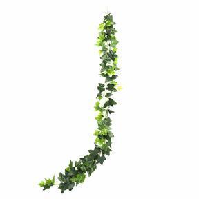 Artificial garland Ivy green 190 cm