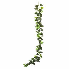 Artificial garland Philodendron 190 cm