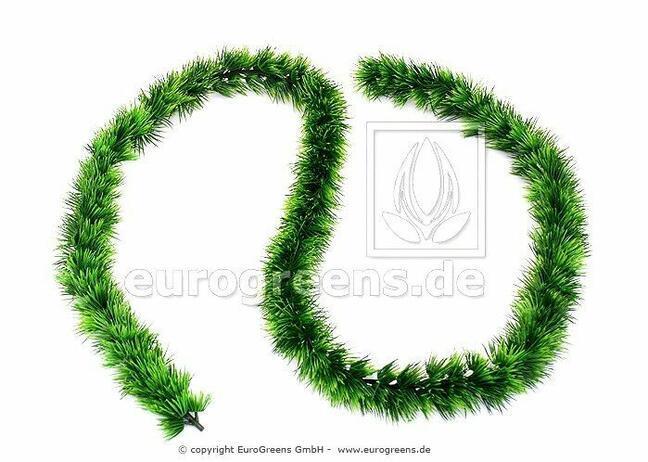 Artificial garland Pine 60 cm