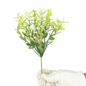 Artificial laurel twig 15 cm