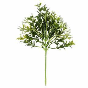 Artificial laurel twig 16 cm