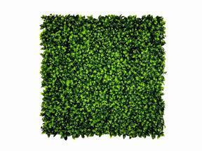 Artificial leaf panel Citrus Maxima - 50x50 cm
