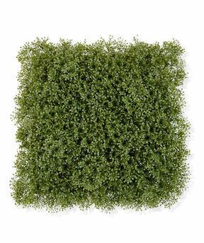 Artificial moss panel - 25x25 cm