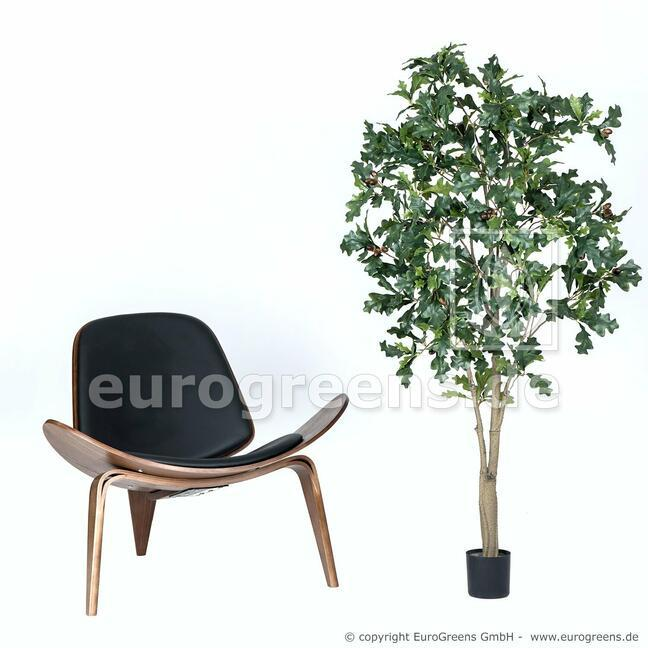 Artificial Oak tree with fruits 160 cm