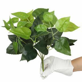 Artificial plant Basil green 25 cm