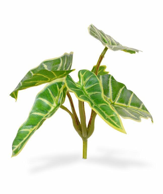 Artificial plant Calladium 20 cm
