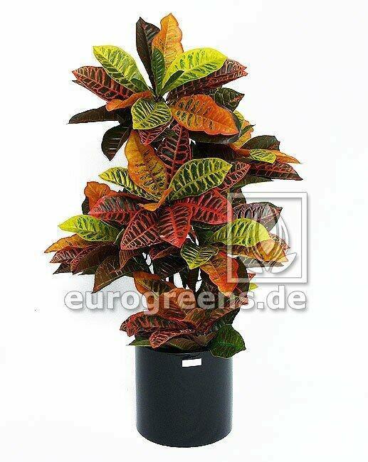 Artificial plant Crotone 90 cm