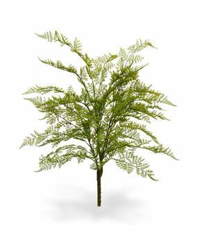 Artificial plant Female fern 75 cm