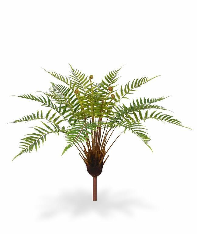 Artificial plant Fern 75 cm