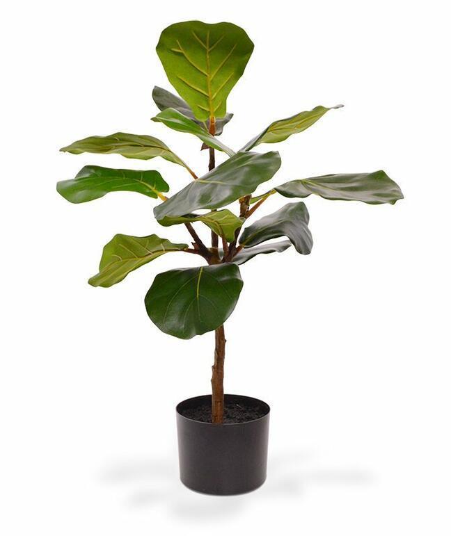 Artificial plant Fig tree 60 cm