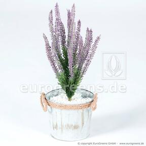 Artificial plant Heather purple 38 cm