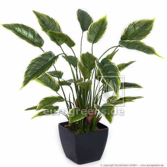 Artificial plant Hosta 50 cm