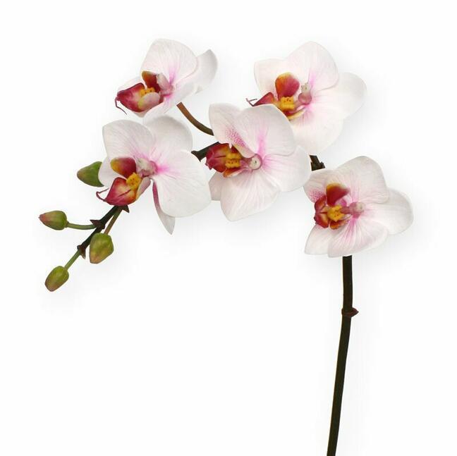 Artificial plant Orchid pink 50 cm