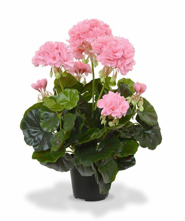 Artificial plant Pakost pink 40 cm