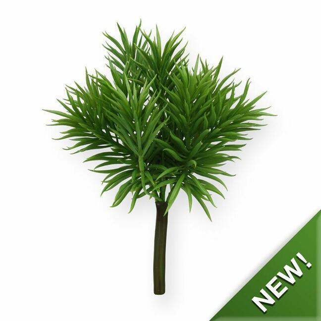 Artificial plant Peperomia 23 cm