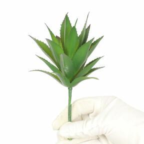 Artificial plant Pineapple leaves 20 cm