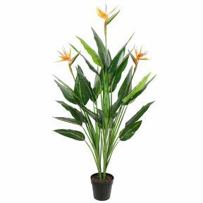 Artificial plant Shooting blooming 150 cm
