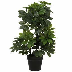 Artificial Shefler plant 60 cm
