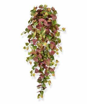 Artificial tendril Autumn poplar 100 cm