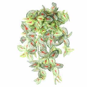 Artificial tendril Calladium colored 80 cm