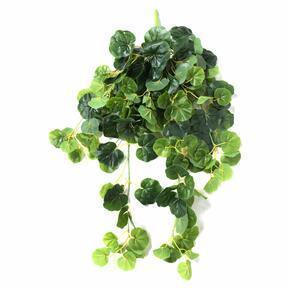 Artificial tendril Geranium green 80 cm