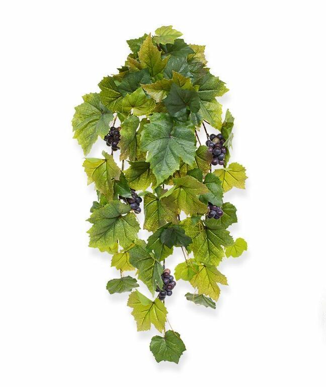 Artificial tendril Grape vine 60 cm