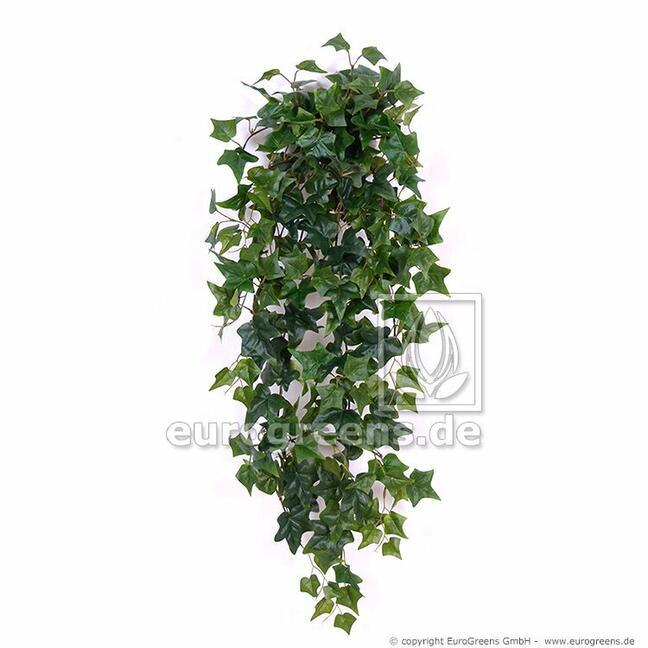 Artificial tendril Ivy green 80 cm