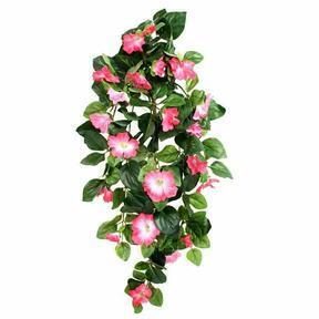 Artificial tendril Petunia pink 80 cm