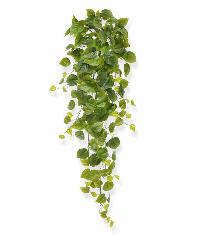 Artificial tendril Philodendron 80 cm