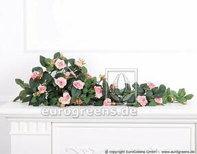 Artificial tendril Rose pink 70 cm