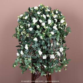 Artificial tendril Rose white 70 cm