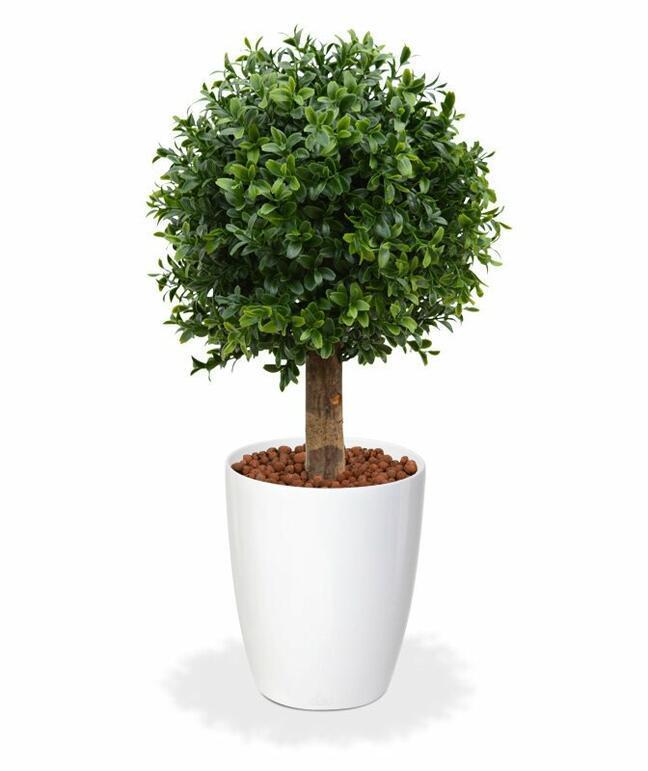 Artificial tree Buxus round 25 cm