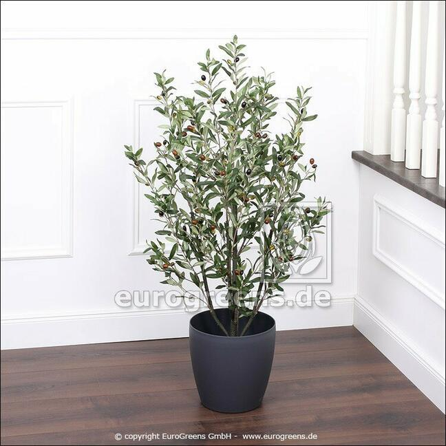 Artificial tree Olive tree 110 cm